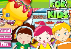 Игры Ice Cream For Kids Cooking Games