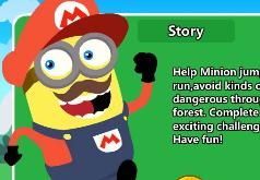 Игры Миньон Прыжковое Приключение