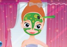 Игра Первый макияж Софии