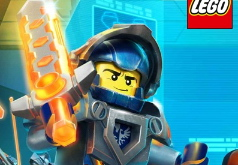 Игра Лего Нексо Найтс: Пазлы