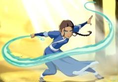 Игра Аватар Последний маг воздуха Целительная Земля