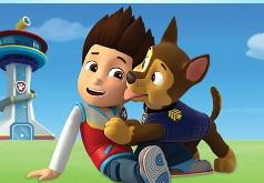 игры щенячий патруль скай и гонщик