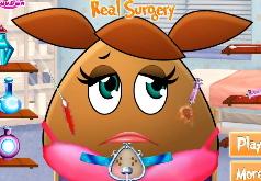 Игра Реальная операция девушки Поу