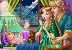 Игра Холодное сердце малыш
