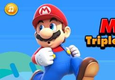 Игра Марио Тройной вызов