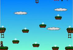 Игры Джимбо Прыгающий Гном