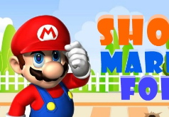 Игры Shoot Marios Foes
