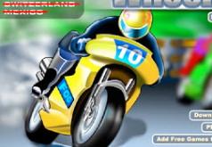 детская игра гонщик