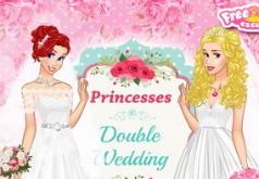 Игра Принцессы Диснея Свадьба Ариэль