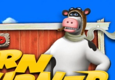 Игры собери мячи восстание коров и свиней