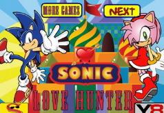 Игра Соник: Охотник за любовью