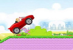игры барби учится водить машину