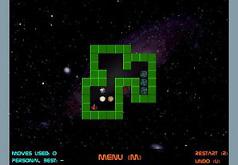Игра Космический Сокобан