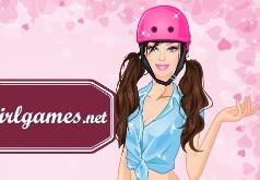 Игры для девочек на роликах