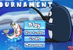 игры ледяной пруд турнир