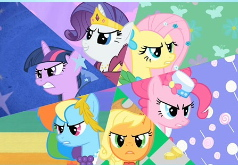 игра май литл пони злые пони