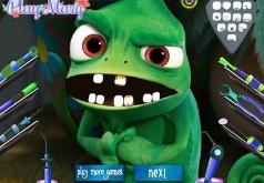 Игры Лечить зубы Паскалю