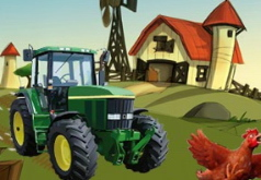 Игры Безумный трактор