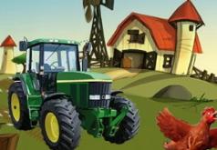 игры прыжки на тракторе