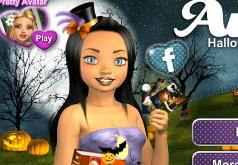 игры аватар в стиле хэллоуин