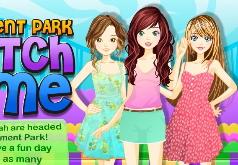парк развлечений матч игра