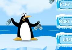 Игры Голодный маленький пингвин