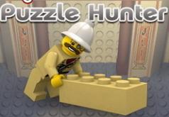 лего охотник игра