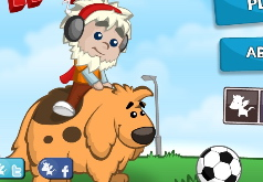 игры на двоих пес и парень