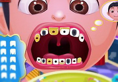 Игра Агнес Лечит Зубы