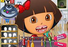 Игры даше лечить зубы