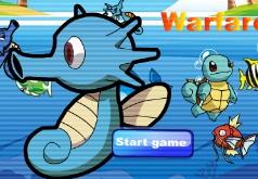 Игры Подводная война покемонов