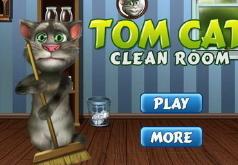 Игры Кот Том Уборка