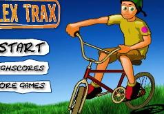 Игра Велосипедист Алекс
