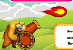 Игры Медведь стреляет