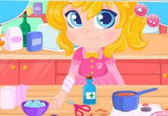 Игры Готовим Еду: Завтрак для Мамы