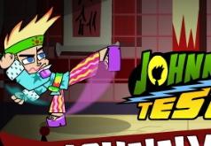 Игры Johnny Test Kung fu / Джонни Испытания Кунг фу