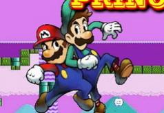 Игры Братья Марио спасают принцессу