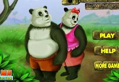 игры пукающая панда