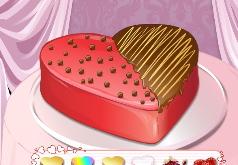 Игры Торт на день Св Валентина
