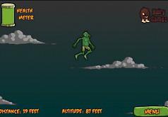 Игры Зомби могут летать