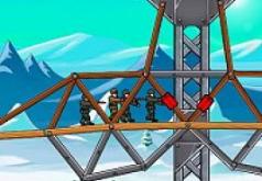 игра подорви мост