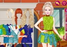 Игры Барби возвращается в школу