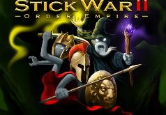 Игры Война стиков стикмен стратегии часть 2