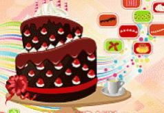 Игры Праздничный шоколадный торт