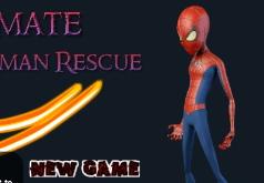 Игры Спасите Человека паука