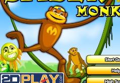 игры обезьяна паук