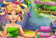Игры феи волшебное спасение