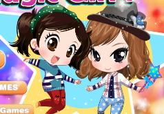 игры волшебное приключение для девочек