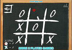 Игры Игра Крестики-нолики