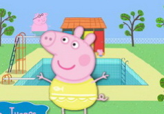 Прыжки Пеппы — Новая игра со свинкой Пеппой